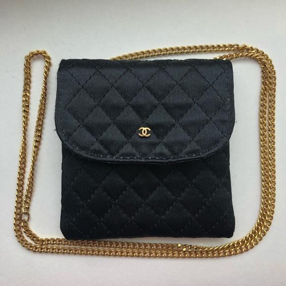 7e4f24c50c1c CHANEL Bags | Authentic 1980s Vintage Mini Bag | Poshmark
